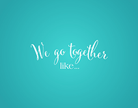 video | we go together like ...