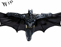 The Dark Knight Fanart
