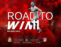 Road to 11 | REAL MADRID
