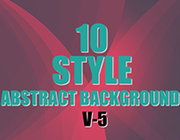 10 Style Abstract Background