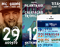WebSite Responsivo - TIMmusic na Rua
