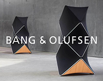 Bang & Olufsen Website