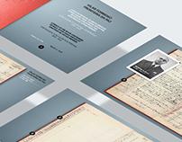 Livro de Bordéus - Interactive Book