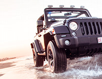Jeep Wrangler, Carabinieri