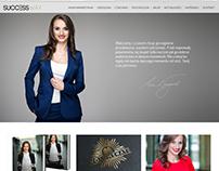 SuccessWay Coaching Web Design