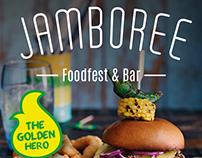 """Gareth Morgans """"Jamboree Burgers"""""""
