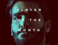 Player of the month - AlAhly SC