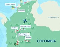 Soliman Travel - Itinerario de viajes