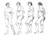 Figure Drawing Set 2