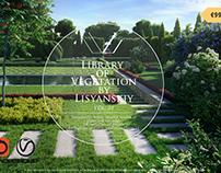 Library of Vegetation by Lisyanskiy Vol. 01