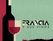 Francia y sus vinos