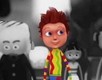 Cin Cidade Colorida - 3D Short Story