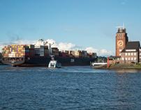 Hamburg, meine Perle Hamburg, my pearl