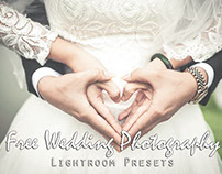 5 Free Wedding Lightroom Presets Vol.1