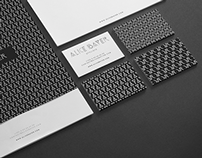 Alice Bayer - Fashion Designer Identity System
