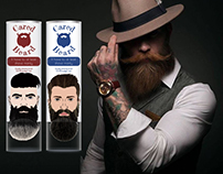 Shaving brush packaging design