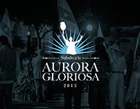 Saludo a la Aurora Gloriosa 2015 |Evento Cívico