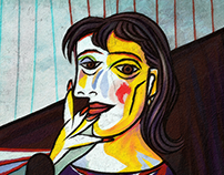 Picasso studies