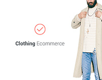 Clothing Ecommerce