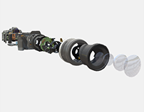 Interactive DSLR Camera