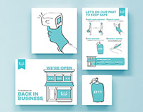 BookXcess Retail Cares (COVID-19 Campaign)