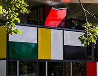 Pavillon Le Corbusier Zurich