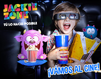 Jackie Zone Posteos digitales