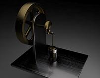 3D Engine - short video