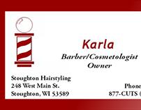 Logo: Simple 2D Motion Graphics with Barbershop Quartet