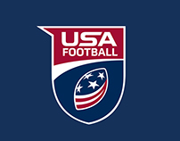 USA Football Rebrand