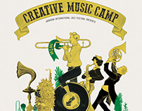 2nd Jarasum Creative Music Camp