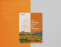 Design for KASA Swiss Humanitarian Foundation
