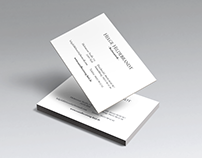 Classic Law Firm Branding / Stationery