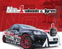No1 Wheels & Tyres