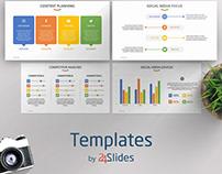Social Media Analysis Template | Free Download