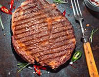 Steak&Grill  food photography