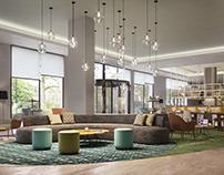 Dexter Moren Associates -Hilton Garden