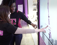 T-Mobile Touchscreen Experiences