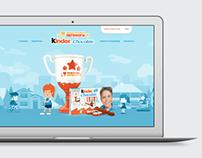 Kinder / Website