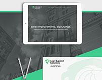 Lean Support Solutions - Brand Development