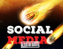 Burger : Social Media Campaign