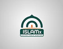 ISLAMx (Radio station LOGO)