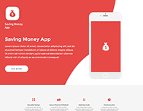 Saving Money App