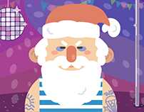 Your own Santa! Happy New Year 2016