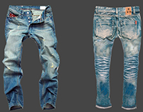 JEANS AND PANTS by Stefano Grillini