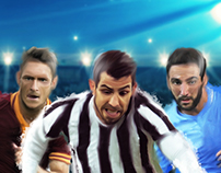 Sport Photo Manipulation