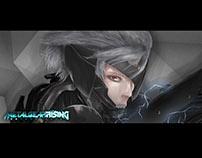 Metal Gear Rising Revengeance FanArt