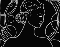 Beauty Logo - Circles and Squares