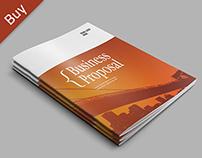 Modern & Clean Business Proposal Template