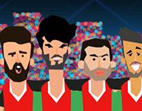 Egypt national team-WCqualifications for filgoal.com